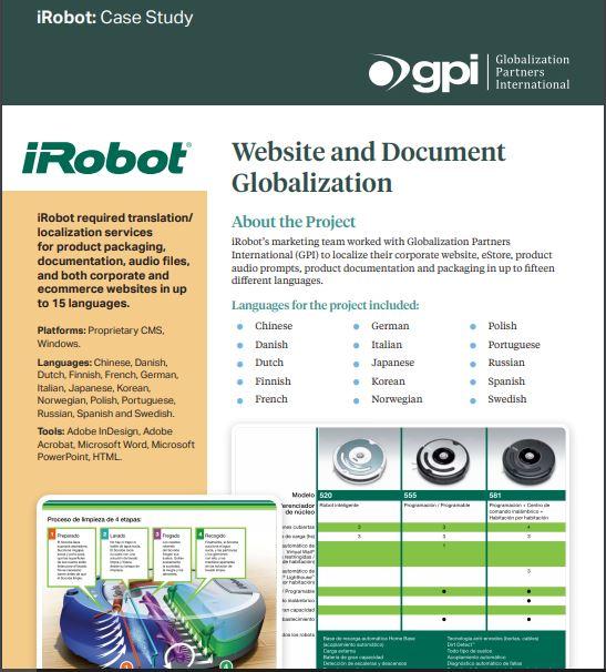 iRobot case study_small