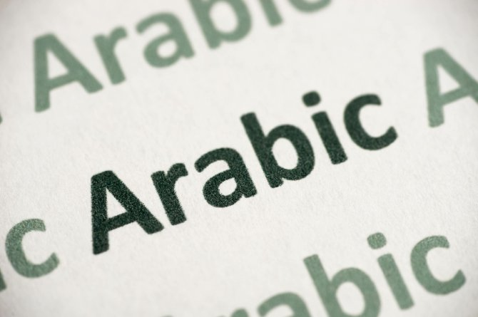 Modern Standard Arabic Translation Services