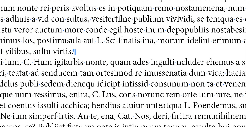 Translating InDesign Files