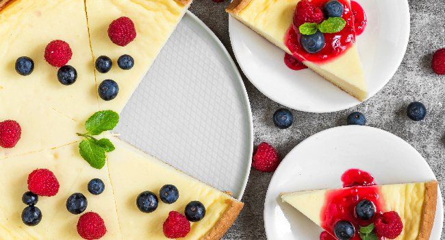 Global Recipe Cheesecake