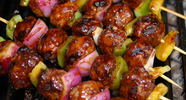 Grilled Kabobs COVID-19