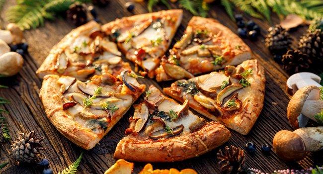 Homemade Pizza COVID-19