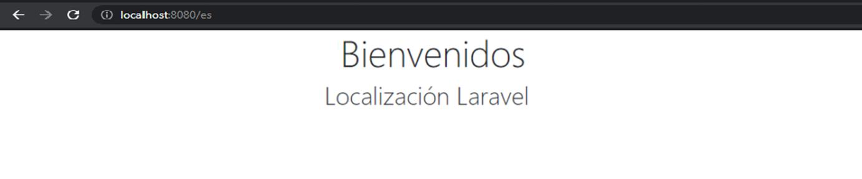 Browser Navigation - Laravel