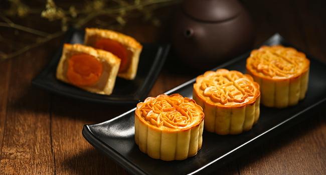 Mooncake Mid-Autumn Festival