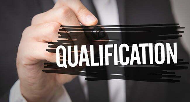 Qualifications of Arabic Translator
